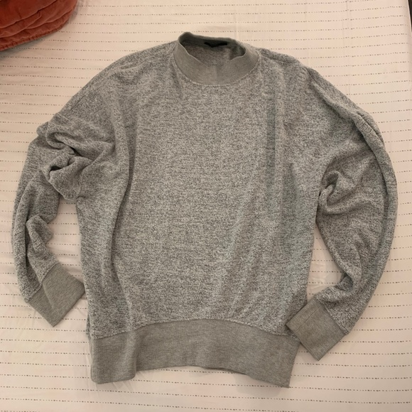 Topshop Sweaters - mock neck over sized sweater